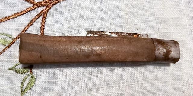 restauro vecchio coltellino marietti coltello pieghevole
