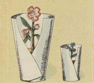 цветочный горшок из пробки