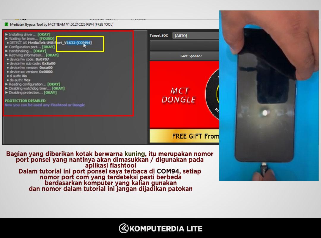 Cara Flash Infinix Note 5 X604 Yang Mengalami Bootloop, Dead Boot (Mati Total) Dengan Mudah