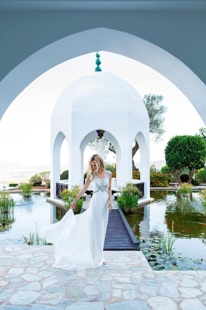 Luxushochzeit in einer Villa auf Ibiza
