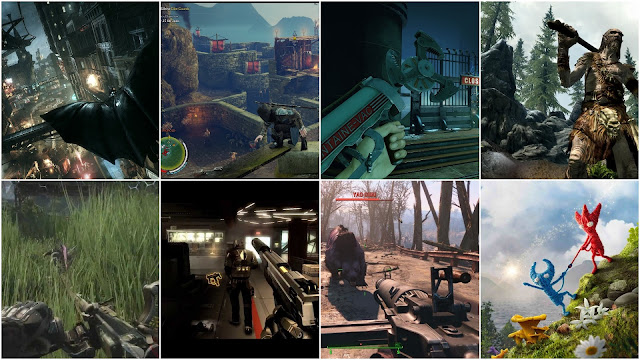 9 Top games for 1GB VRAM
