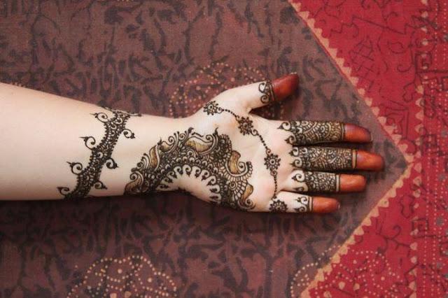 Amazing Mehndi Designs Gallery For Eid 2016