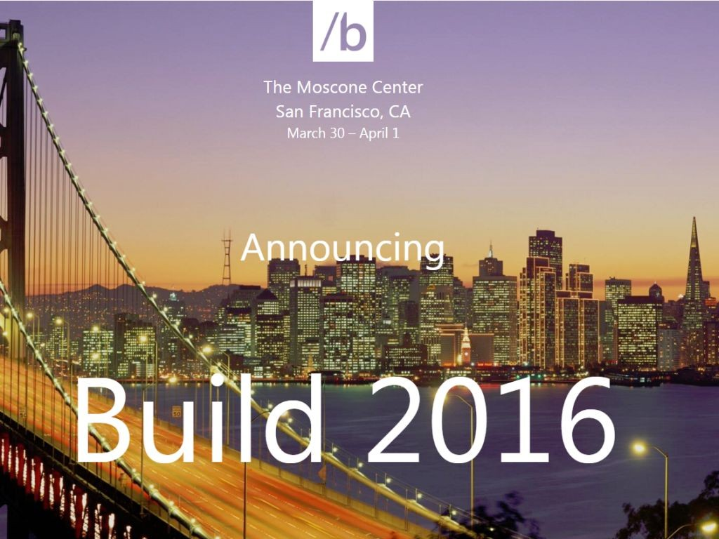 Microsoft Build 2016 | #LiveHTN HTNovo