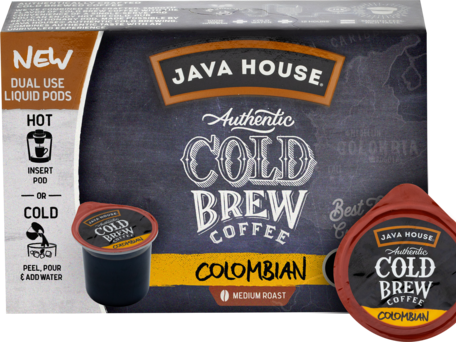 Java House Cold Brew Pods for the Coffee Lovers in Your Life + Java House #Giveaway #MBPHGG18