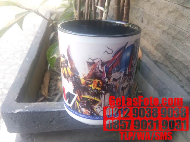 TUTORIAL COATING MUG