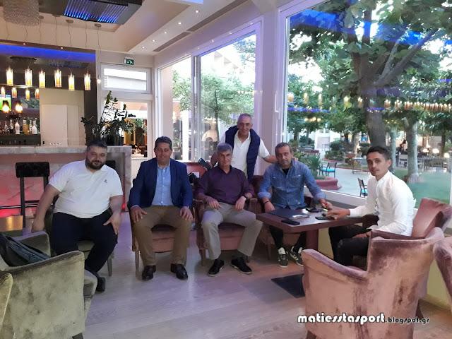Συνέντευξη τύπου του Εορδαϊκού  - Παρουσίαση του επενδυτή Θανάση Κρυτσάνη - Ανακοινώθηκε επίσημα ο Δημήτρης Σιαπανίδης - Στόχος η άνοδος στην Γ' Εθνική 9