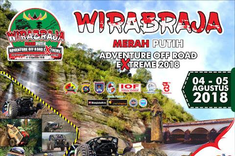 Berikut Nomor Lambung Yang Sudah Diboking Untuk Ivent adventure Offroad Wirabraja Merah Putih Adventure Offroad Extreme 2018