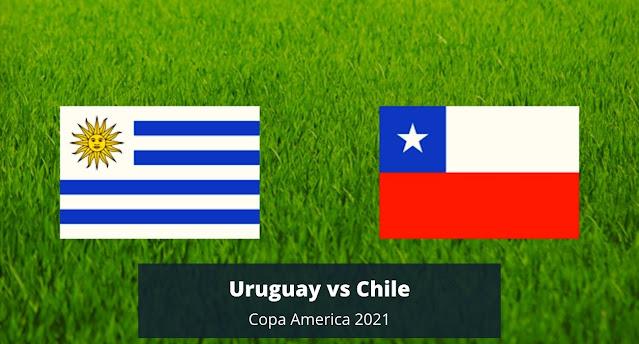 Uruguay Vs Chile Live Copa America 2021: Prediction, Team News And  Live Stream Details