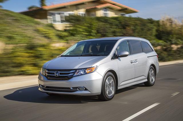 Honda Odyssey ghi điểm nhờ khả năng tiết kiệm nhiên liệu tuyệt vời