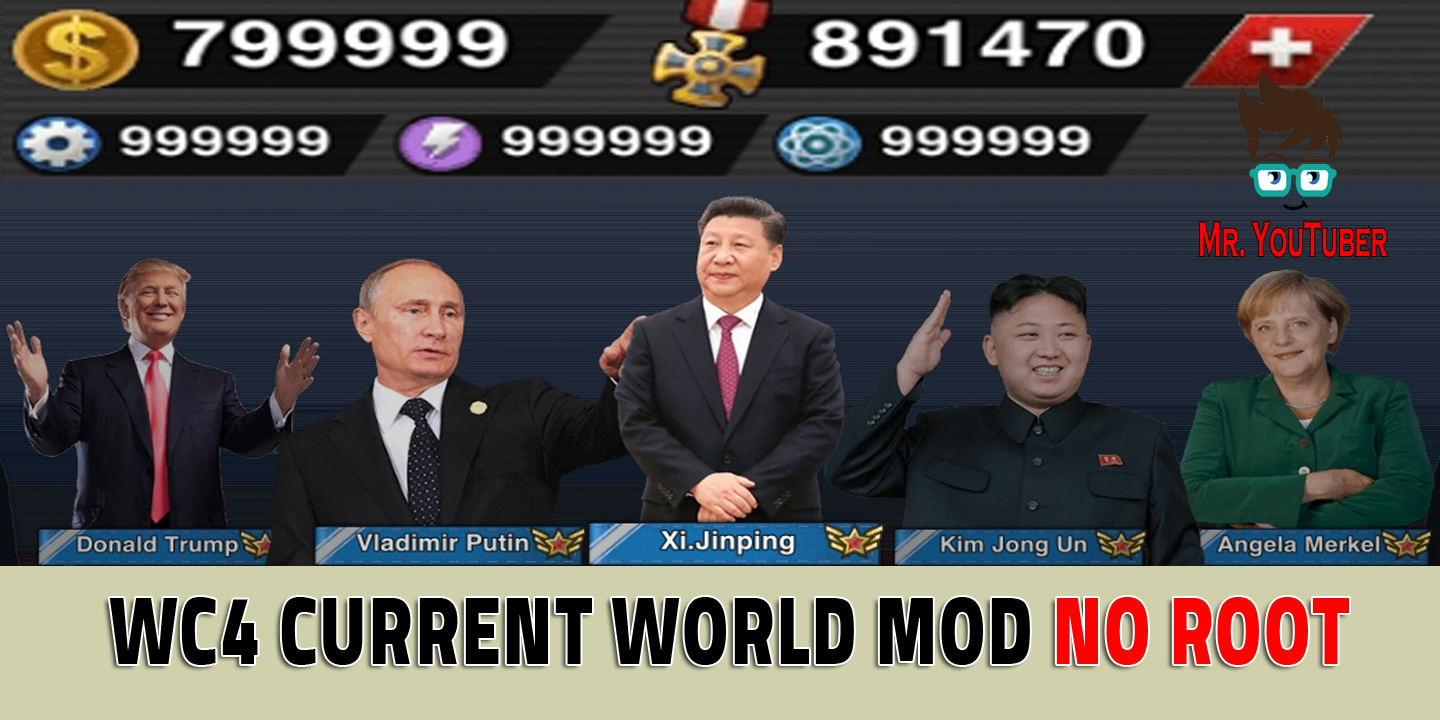تحميل لعبة world conqueror 4 مود current world full مهكرة