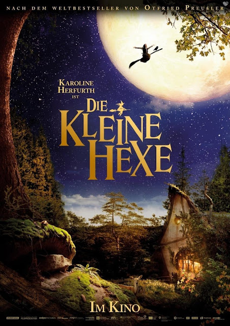 Die kleine Hexe [2018] [BBRip 1080p] [Latino]