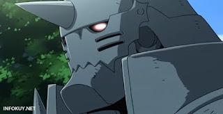 Alphonse - Fullmetal Alchemist Brotherhood