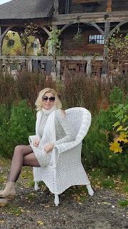 Warstwowa sukienka :)