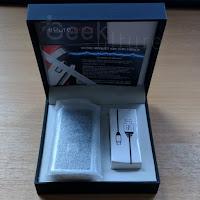 Geekulture - Purreinov briquet à arc électrique 3