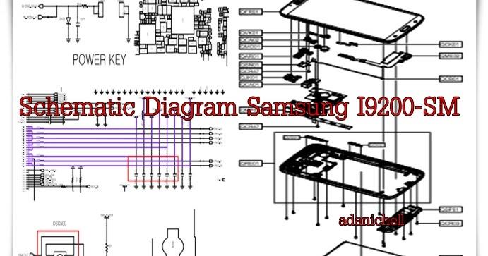 Schematic Diagram Samsung I9200-sm