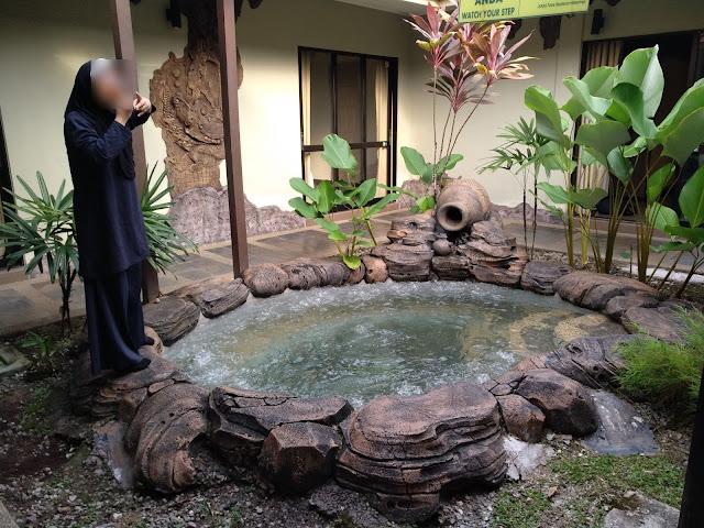 Cuti best di Sungkai, Perak untuk anak-anak