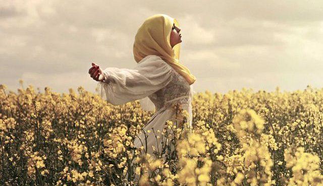 lebaran, hati yang lapang, menghadirkan surga di bumi