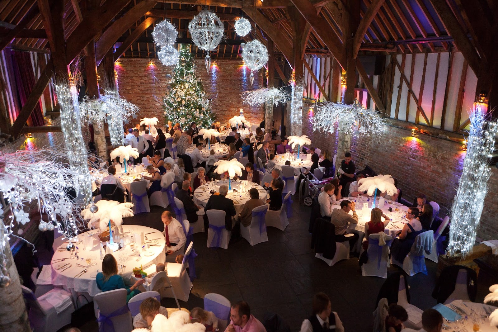 Kathryn Colin Had A Beautiful Blue Themed Winter Wedding At Cooling Castle Barn Here Are Some Of My Favourite Shots