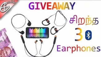 3 Budget Bluetooth Earphones Under 2000 Rupees | GIVEAWAY!