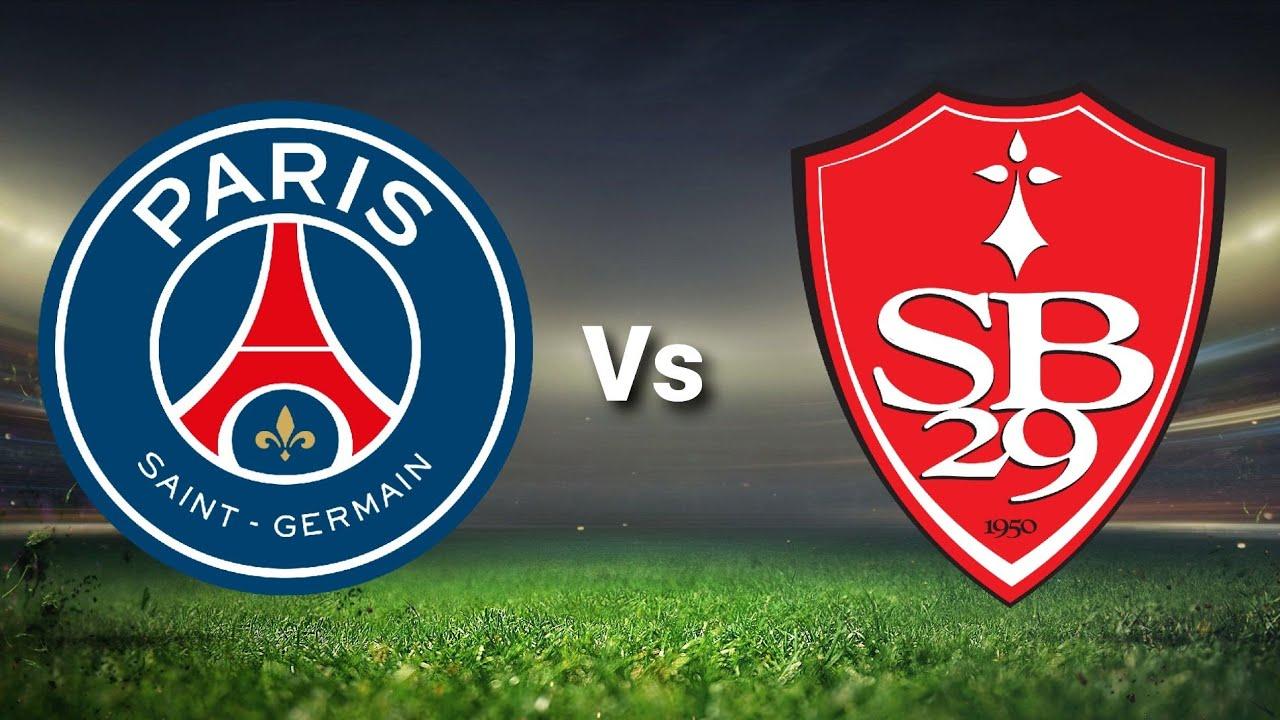 مباراة باريس سان جيرمان وبريست اليوم