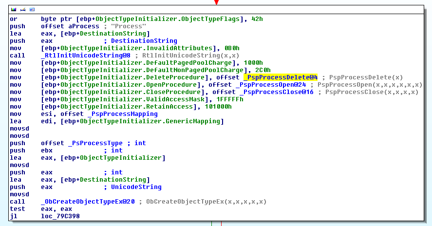 Injecting Code Into Privileged Win32 Processes | MNIN Security Blog