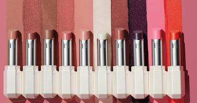 Fenty Slip Shine Sheer Shiny Lipsticks