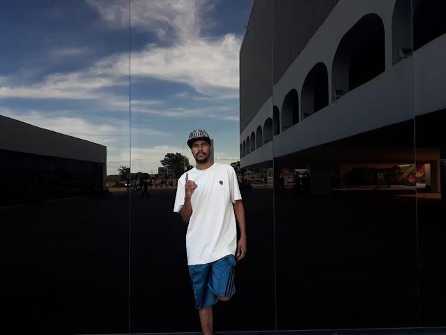 O brasiliense Mc Drama esta em fase de gravação de seu segundo álbum