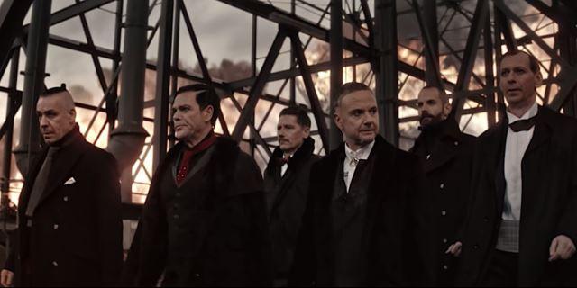 """RAMMSTEIN: Video για το νέο single """"Deutschland"""""""