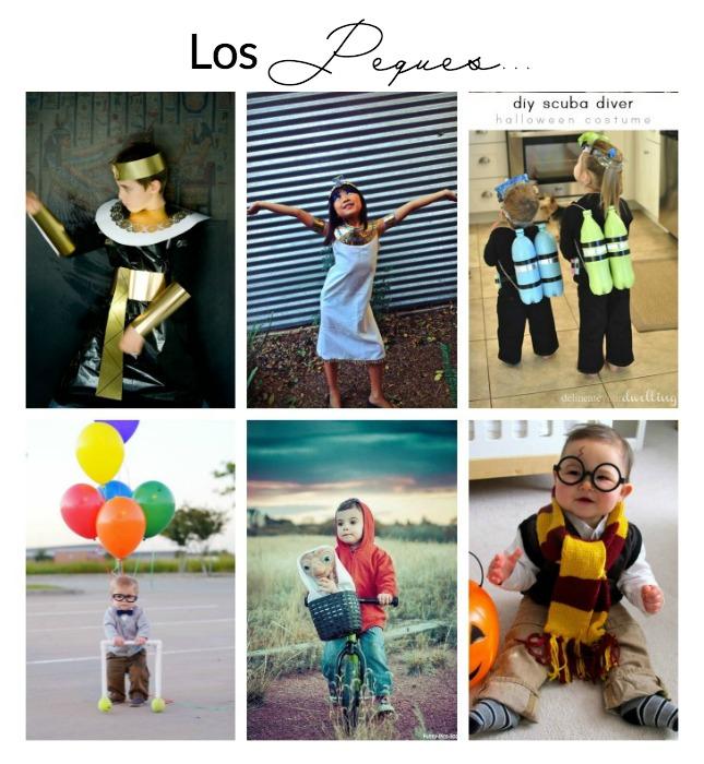 disfraces diy rápidos y fáciles para niños