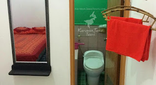 samsara room and dormitory toilet