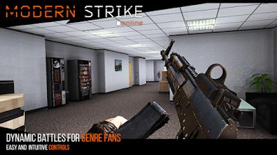 Modern Strike Online Mod Apk Data