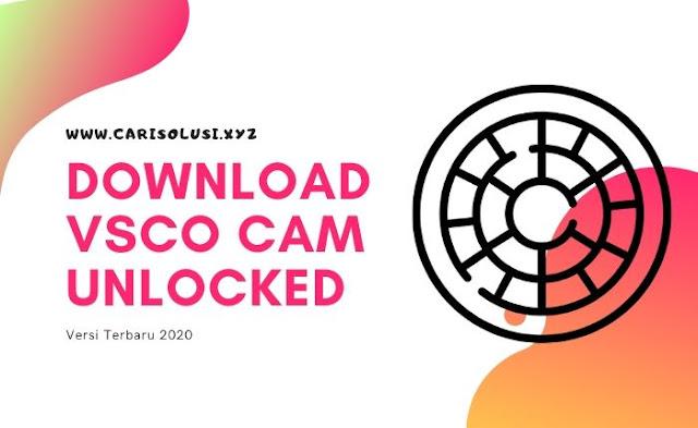 Download VSCO Full Pack 154 APK MOD Versi Terbaru 2020