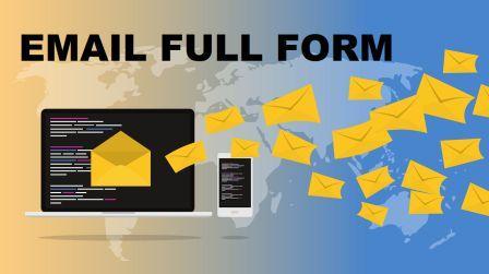 E-mail का Full Form