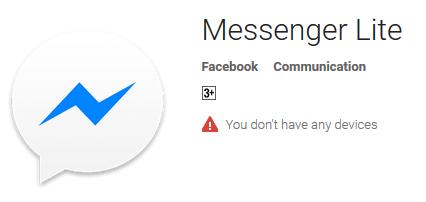 Download Apk Messenger Lite Terbaru - iTechBlogs co