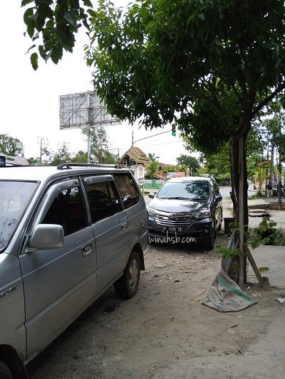 Mobil dari Palopo ke Rantepao