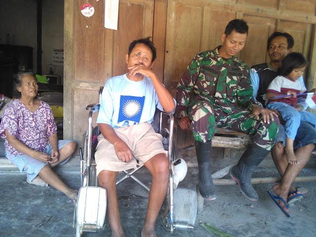 Jelang berakhirnya TMMD Kodim Klaten, Muncul Harapan TMMD Bisa Digelar Seputar Desa Jimbung Lagi