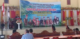 Calon Ketua DPD HBB Provinsi Jambi Dan Pengurus Gelar Ibadah Bersama