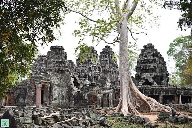 Banteai Kdei, Angkor
