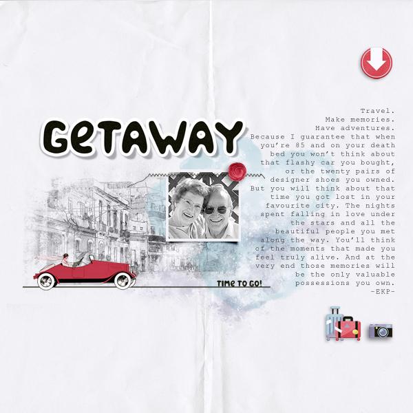 getaway © sylvia • sro 2019 • a little getaway by heather t