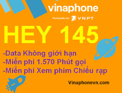 Gói HEY145 VinaPhone