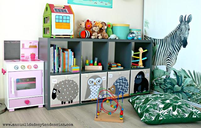 Muebles infantiles Montessori