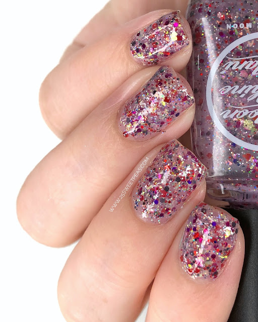 Moon Shine Mani So You Think You Can Dance 25 Sweetpeas