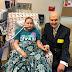 El Profeta Russell M. Nelson Visita y Bendice a Joven Hospitalizada y Enferma por Años