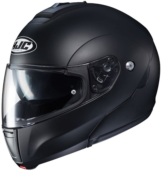 HJC Solid Men's CL-MAX 3 Modular Street Motorcycle Helmet Review