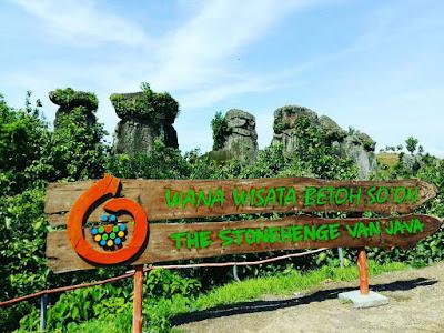 Rencana Jembatan Kaca Batu So'on Solor Bondowoso