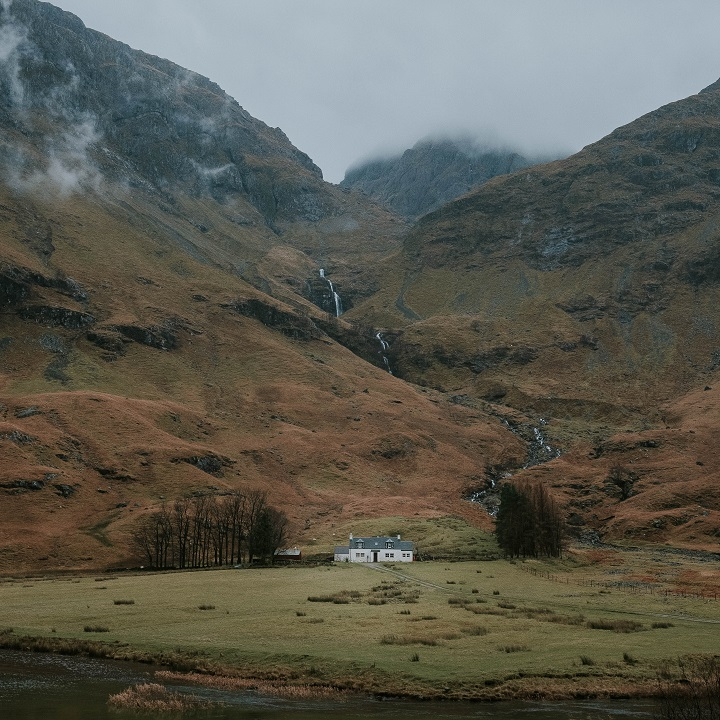 Scottish Highlands for Christmas