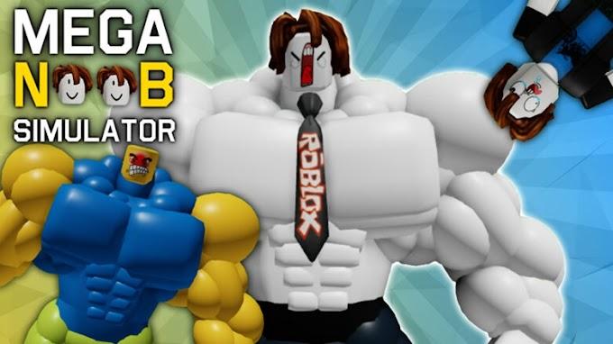 Códigos do Simulador Roblox Mega Noob (março de 2021) - Atualização dos Piratas!