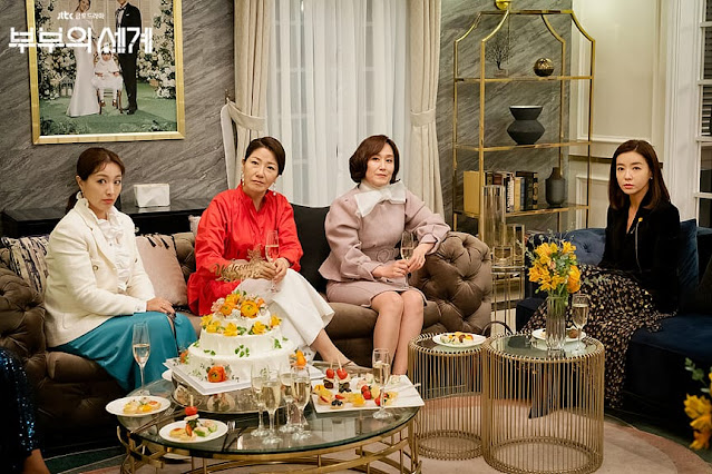 Sinopsis The World of the Married [K-Drama]