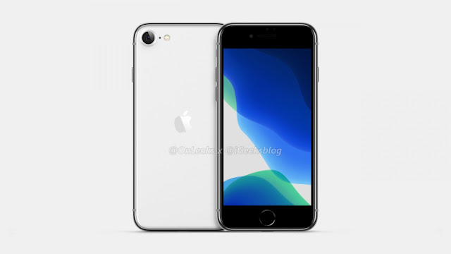 Apple-iphone-SE-2-Or-iPhone-9-new-mobile