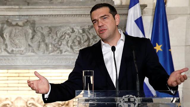 El primer ministro de Grecia pide un voto de confianza a su gabinete